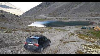 Хибины. Знакомство с BMW X3. это Куэльпорр,  2.5i vs Lancer 2.0