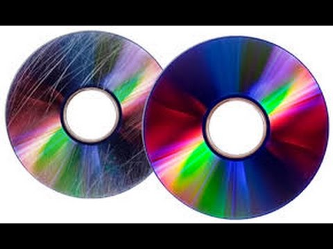 How to clean a game disc...