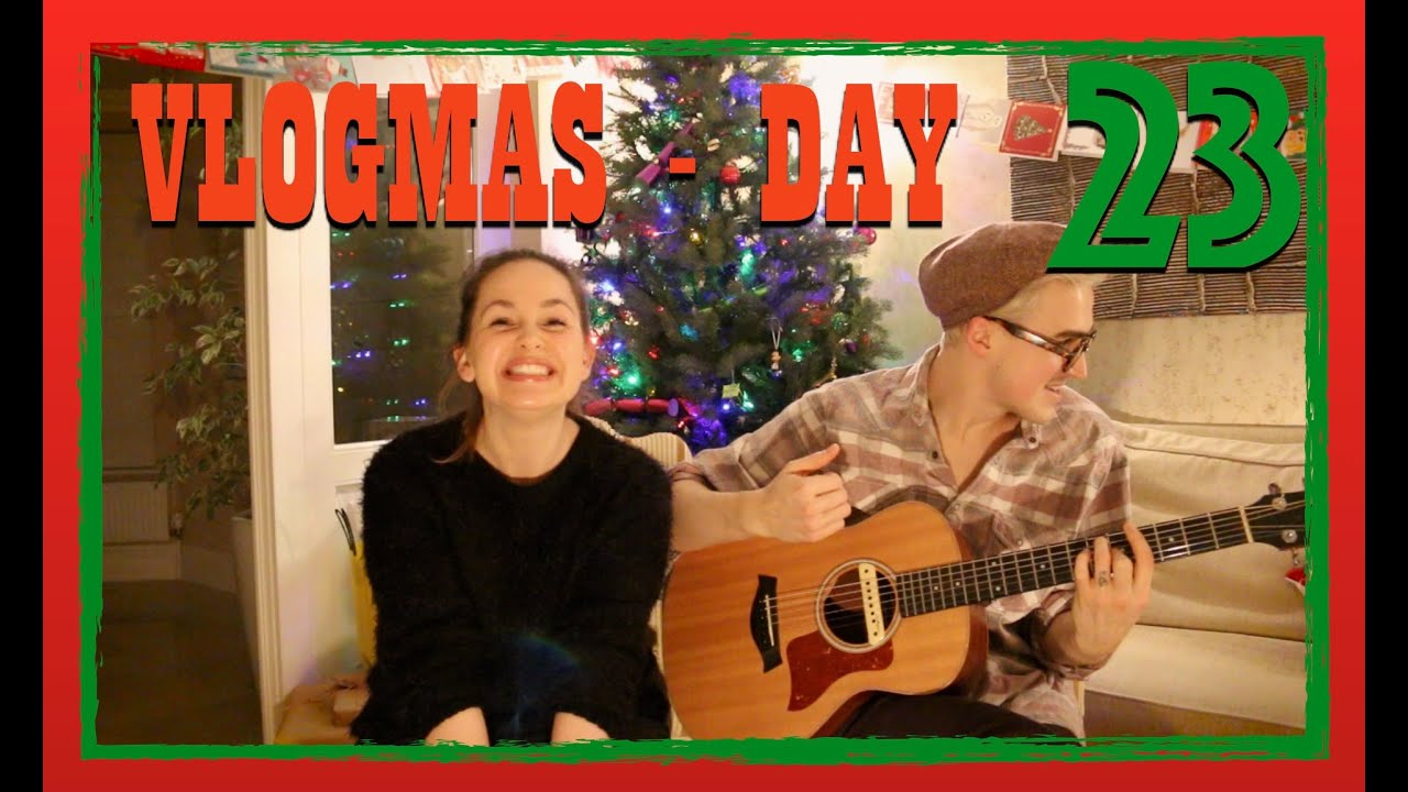 Image result for tom fletcher vlogmas