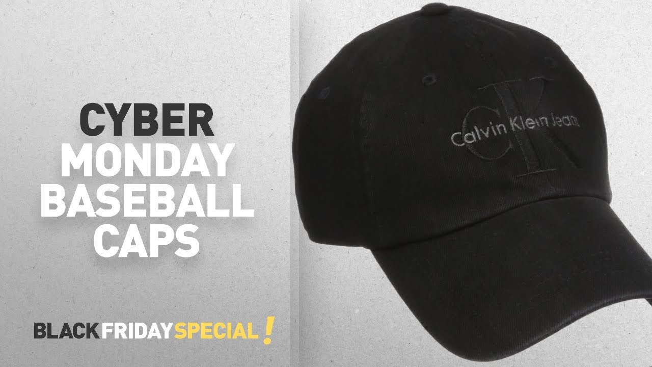 Top Cyber Monday Baseball Caps  Calvin Klein Jeans Men s Reissue ... c4ad59cb1b3