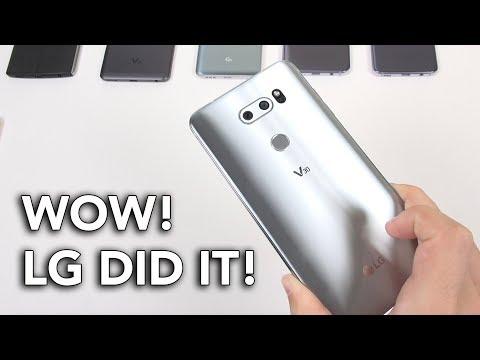 LG V30: IMPRESSIVE || In-Depth Hands On Review!