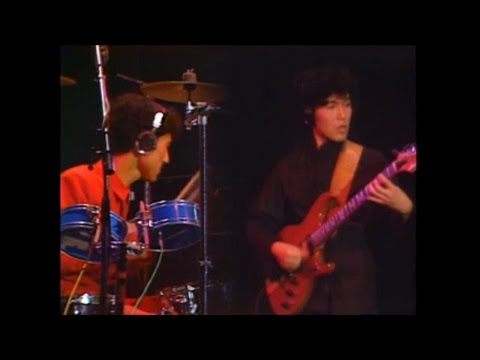 TONG POO - YMO 1979 LIVE at THE GREEK THEATRE
