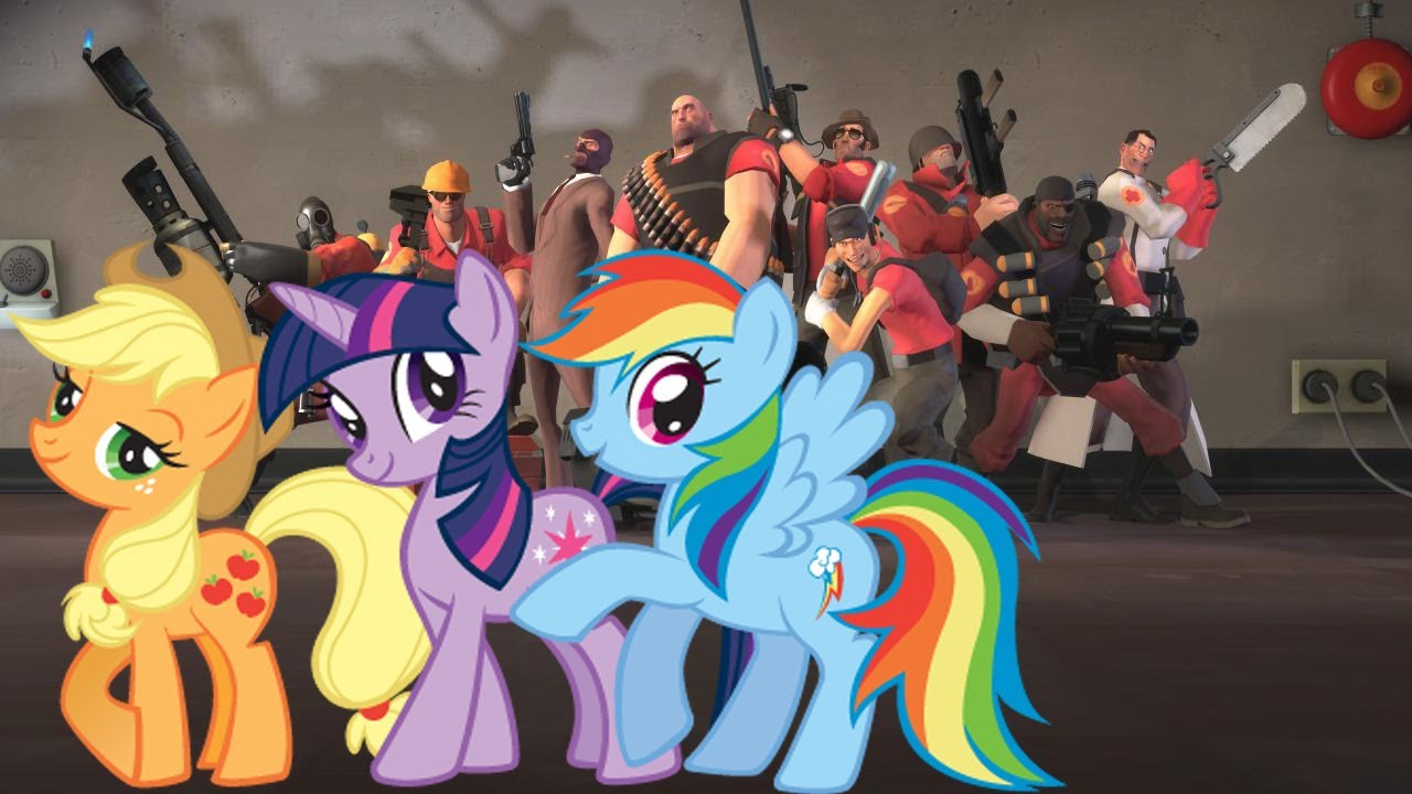 messing with bronies in team fortress 2 youtube. Black Bedroom Furniture Sets. Home Design Ideas