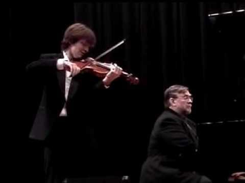 Scott Waldron - Pablo de Sarasate, Zigeunerweisen, Op. 20