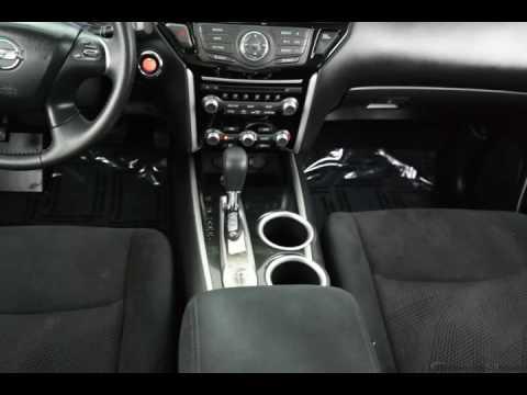 2013 Dark Slate Nissan Pathfinder 4d Sport Utility N2844a Youtube