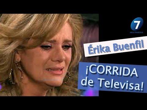 Érika Buenfil ¡CORRIDA De Televisa! / ¡Suéltalo Aquí! Con Angélica Palacios