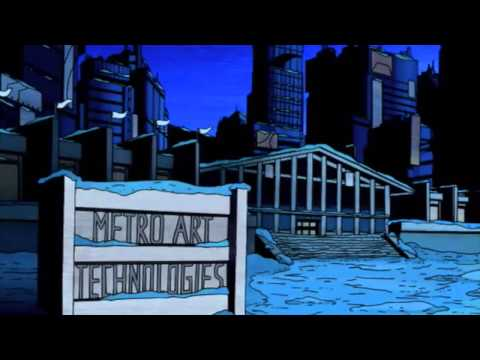 Teen Titans vs. Warp - [+20 Years Later]