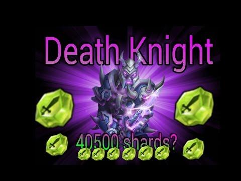 Castle Clash Death Knight 40500 Shard Hero?