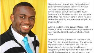 Jamaica Gospel Song Finalist 2014 - Chavan Nelson - Turn Around For Me