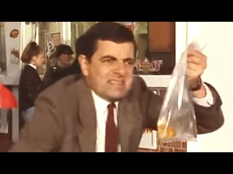 Fish Leak | Funny Clips | Mr Bean Official