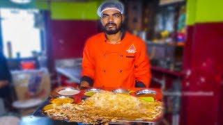 STREET FOOD   Fermented Batter Cashew Nut Crepe   Kaju Rava Dosa
