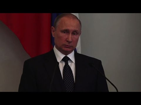 Putin slams 'rise in anti-Russian hysteria'