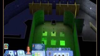 The Sims 3 - Missione Egitto - Base segreta MorcuCorp (Hacker)
