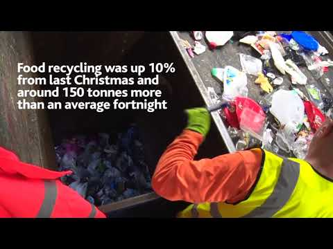 RCT Council -  Recycling Plant