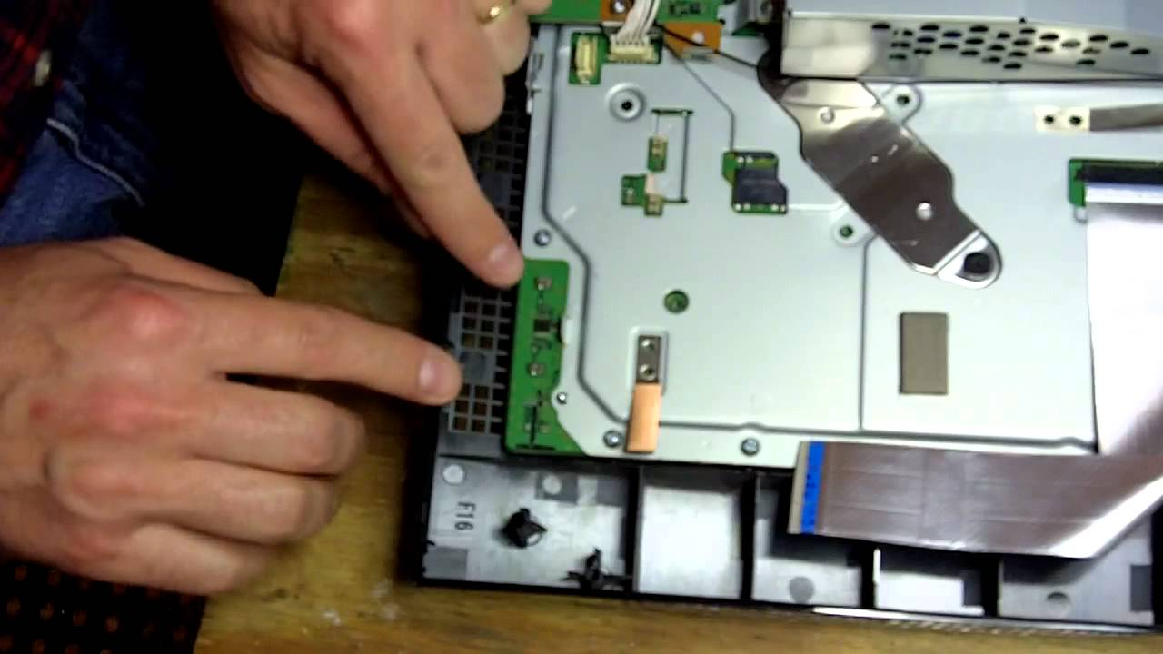 Ps3 Reset Amp Eject Button Problems Youtube