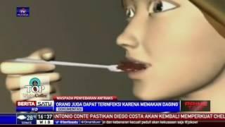 Derita Penyakit Antraks, Warga Kulonprogo Akui Konsumsi Daging Kambing yang Mati Mendadak - NET 16.