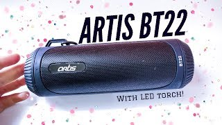 Artis BT22 Unboxing & Review || Sound & Bass Test
