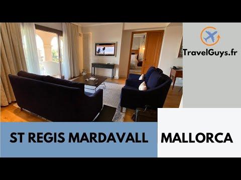 St Regis Mardavall Mallorca - Suite Ocean One