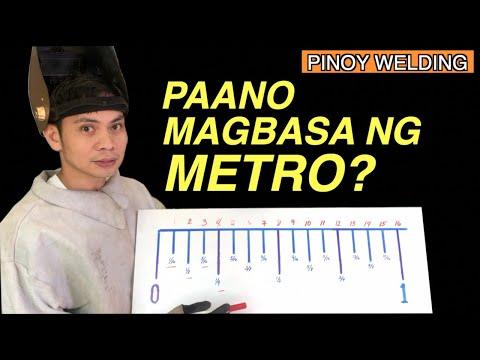 Ang Tamang Pagbasa ng Metro sa Madaling Paraan