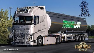Tuning Addon package for the Volvo FH Low Deck v1.1 ETS 2 [1.33]
