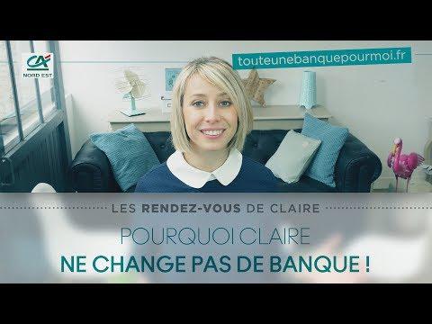 Les rendez-vous de Claire - #1 Ma Banque dans ma poche !