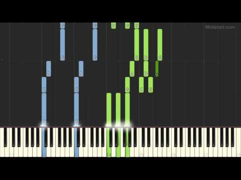 Bad English - When I See You Smile (Piano Tutorial) [Synthesia Cover]