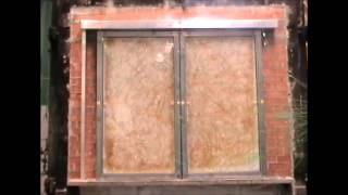 Fire Resistance Test to  MANUSA´s Automatic Doors
