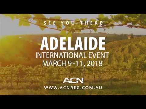 ACN International Event 2018 Adelaide