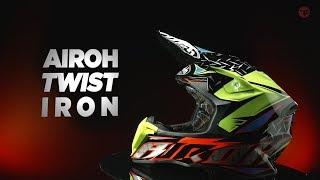 Airoh Twist Iron