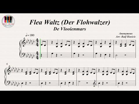 Flea Waltz (Der Flohwalzer), DeVlooienmars
