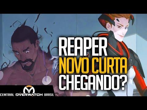 Overwatch | Novo curta de animação do REAPER chegando? - Central Overwatch Brasil