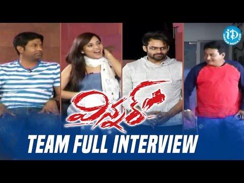 Winner Movie Team Full Interview     Sai Dharam Tej    Rakul Preet Singh
