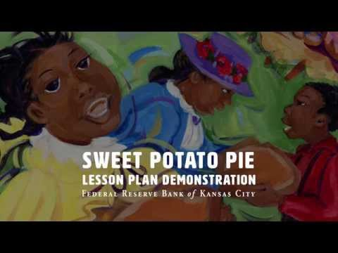 Sweet Potato Pie Lesson Demonstration