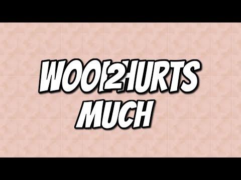 Wool Hurts 2 Much! (Release) - Minecraft Parkour Map - Trailer