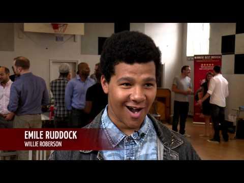 Meet The Scottsboro Boys Cast And Crew!