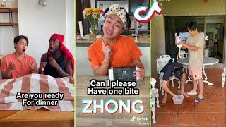 New Zhong Tik Tok Videos - Zhong and Friends (Sango and Nich) Funny tiktoks 2021