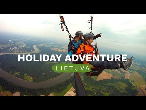 Lithuania travel guide video - Check out what this baltic country has to offer.