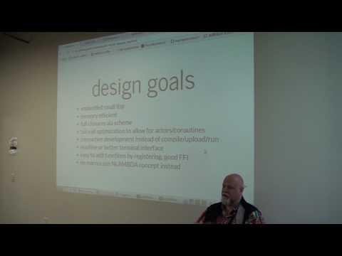 Tricks of an Efficient Embedded Lisp Interpreter, by Jonas Karlsson (long-form talk)