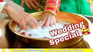 Wedding Season Special Status New Romantic WhatsApp Status