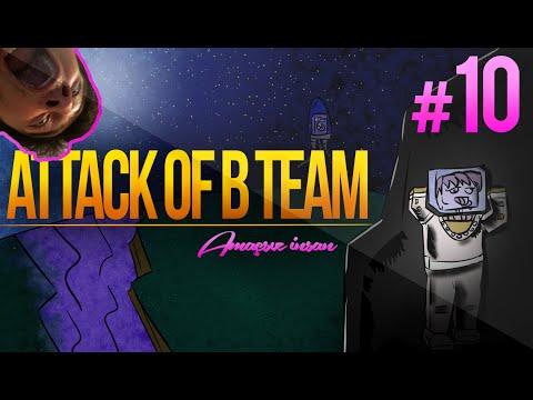 Minecraft - Attack Of The B Team - Madenler ÇOH SIKICI! - Bölüm 10