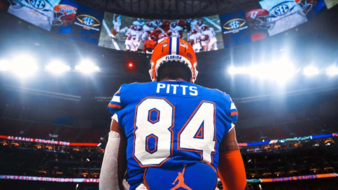 "Download ""Welcome to Atlanta"" | Florida TE Kyle Pitts 2020 Season Highlights"