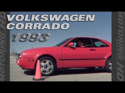 1993 Volkswagen Corrado - Throwback Thursday