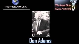 JFK and the Testimony of Retired FBI Field Agent Don Adams on Freedomlink Radio