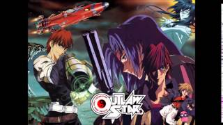 "Outlaw Star Opening Theme - ""Through The Night"" Karaoke Version"