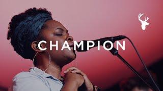 Champion - Rheva Henry   Moment