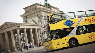 "BERLIN ""CITY CIRCLE"" BUS TOUR + BOAT CRUISE ALONG RIVER SPREE, NOVEMBER 2016"