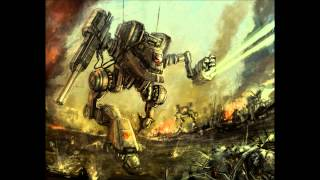 Timothy Seals - StormCrow (MechWarrior 2 Soundtrack 2013 Remake)