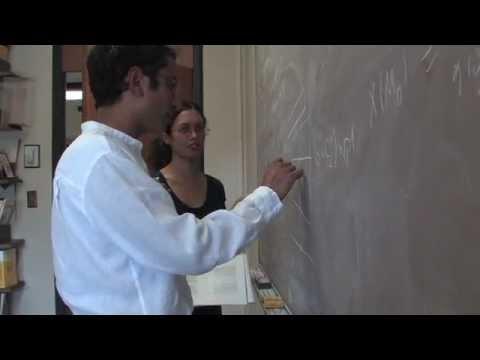 Ravi Vakil, Professor of Mathematics