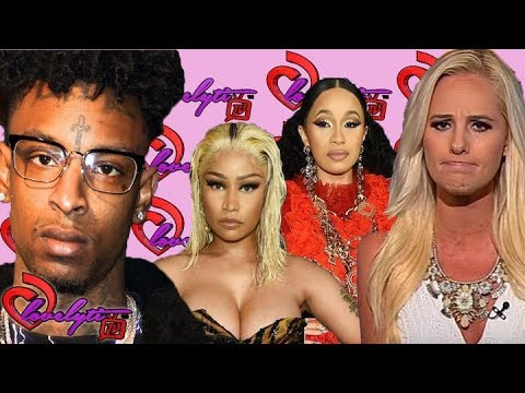 Cardi B and Nicki Minaj GO OFF on Tomi Lahren+ 21 Savage's lawyer speaks out!🗣️#fullbreakdown! Mp3