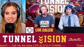 Tunnel Vision - USC football off-season in full swing